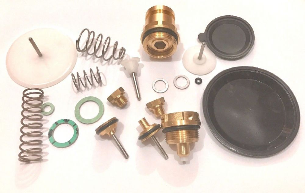 Combi Boiler Reviews >> Baxi Combi 80E 105E 105HE Diverter Valve Repair Kit 248061 248062 NEW